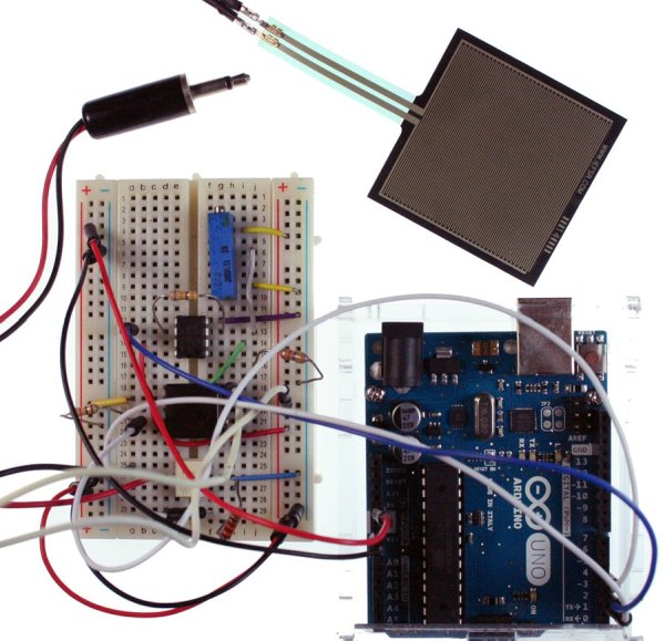 Flash Freeze Photography with an Arduino