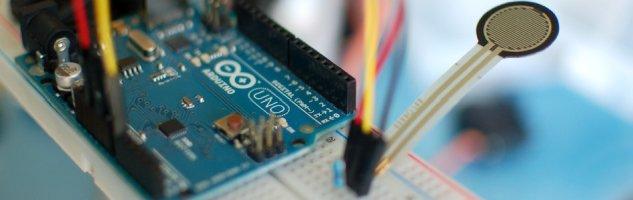 Force Sensitive Resistor + Arduino