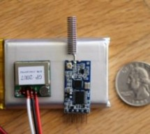 Make Your Own GPS Transmitter with the HC-12 Transceiver