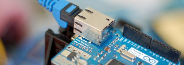 Getting Data From The Web – Arduino + Ethernet