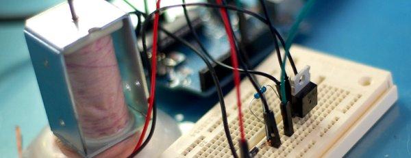 High-Power Control Arduino + N-Channel MOSFET