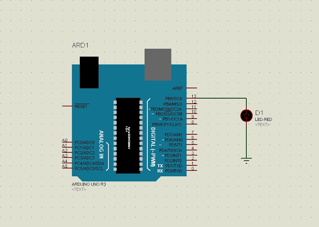 How To Simulate Arduino With Proteus