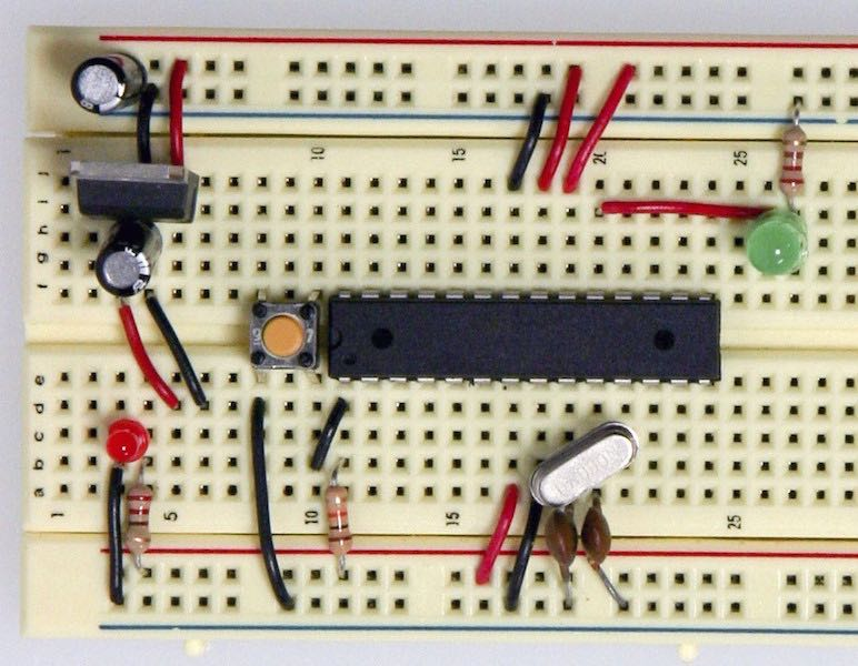 How to Make Your Own Arduino Clone Board1