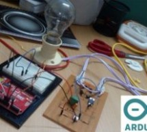 How to Make an Arduino Powered Lamp Dimmer