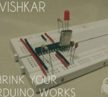 How to Shrink Your Arduino Projects: Making a Permanent Circuit Board