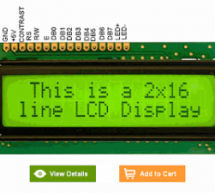LCD interfacing with arduino