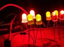 Remote controlled light effects using Arduino