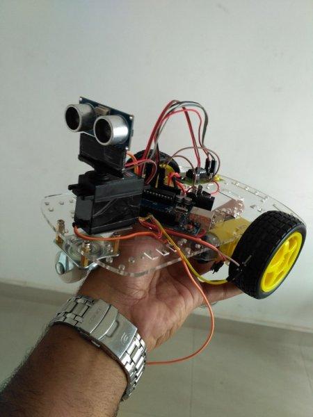 Robot_Arduino_Bluetooth