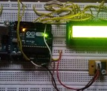 Visitor counter project using Arduino