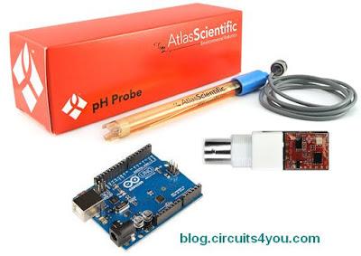 pH sensor arduino