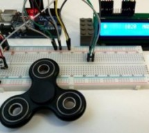 Fidget Spinner RPM Counter