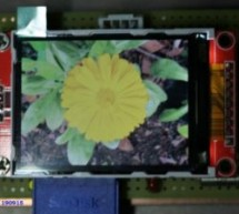 How to use the TFT display 2.2″ QVGA with Arduino