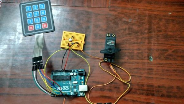 ArdLock – Arduino Door Lock