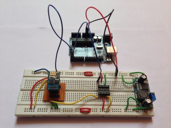 Guide to ESP8266 and Tweeting Using ESP8266