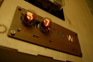 Nixie Tube Energy Meter