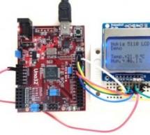 chipKIT Tutorial: Using Nokia 5110 LCD