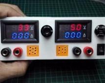 1.3V – 15.5V @ 2 Amps Power Supply