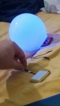 A Smart Night Lamp for Kids