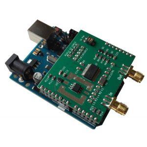 Arduino Network Analyzer