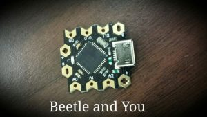 Beetle Minimize Your Arduino Projects
