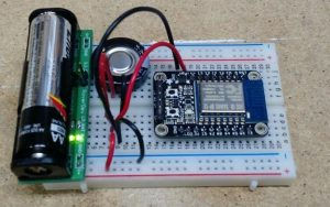 BooSTick – small AA voltage booster