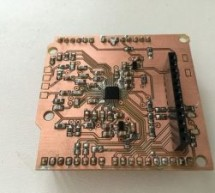 ECG Arduino Shield
