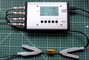 Elektor 500ppm LCR meter case tips