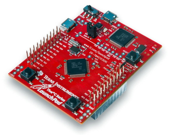EmbeddedLab introduces us TI's Tiva C MCUs