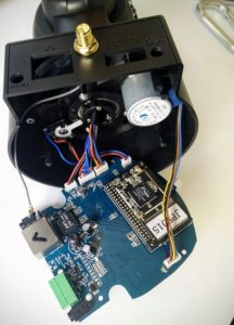 IoT IP camera teardown and getting root password