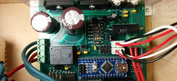 Linear Bench Power Supply