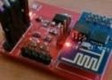 Memory upgrade for ESP8266
