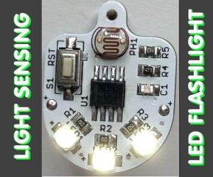 Smart LED Flashlight