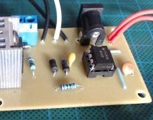 12V NE555 PWM Controller