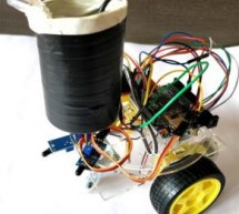 Arduino Based Fire Fighting Robot