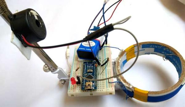 Arduino Metal Detector Use Arduino For Projects