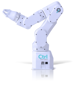 CTRL, The Industrial Robot On Your Desktop