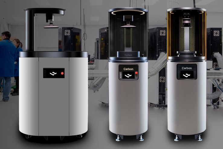 Carbon Introduces SpeedCell System & Bigger 3D Printers