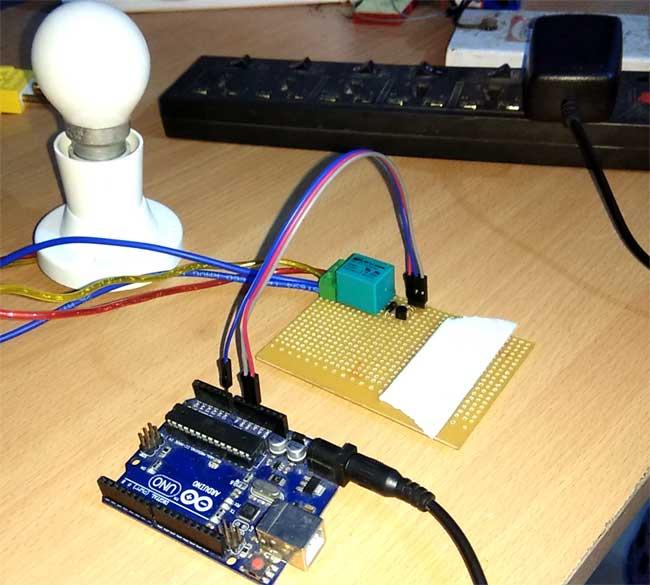 Arduino Relay Control Tutorial