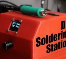 DIY Arduino Soldering Station