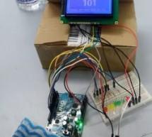 DIY Breathalyzer Using Arduino UNO