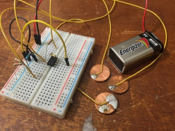 DIY ECG with 1 op-amp
