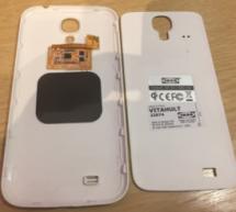 DIY IKEA Wireless Qi Charging