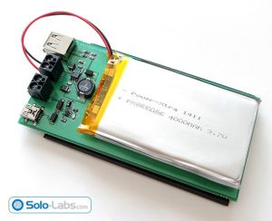 DIY USB 5V Solar Power Bank