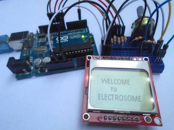 Digital Thermometer using Arduino and DS18B20 Sensor -Use
