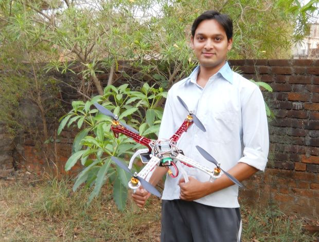 Drone The Quadcopter