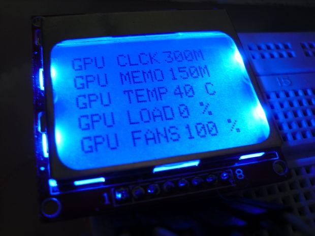 External Hardware Monitor