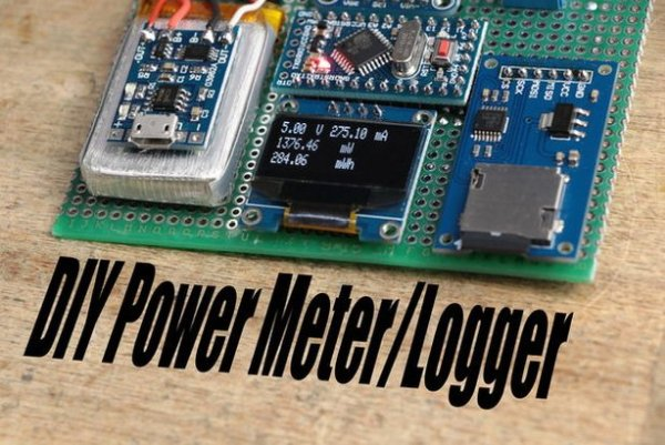 Make Your Own Power Meter Logger