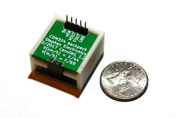 Making the Electronics for CDM324 – 24GHz Doppler Motion Sensor