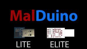 MalDuino, The Open Source BadUSB