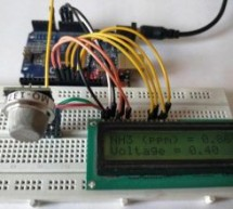 Measuring PPM from MQ Gas Sensors using Arduino (MQ-137 Ammonia)